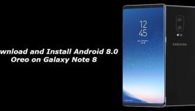 Cách cập nhật Android 8.0 cho Samsung Galaxy Note 8