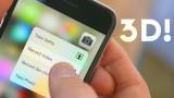 iOS 11.3 có sử dụng được Touch 3D?