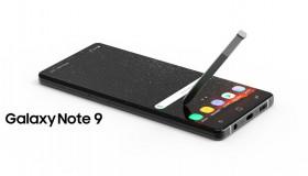 Lộ diện hình ảnh của Galaxy Note 9 - Đẹp không tì vết