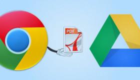 Cách lưu trang web thành file PDF trên smartphone Android