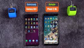 Galaxy S9 Plus và Google Pixel 2 XL đâu mới là smartphone có camera đỉnh nhất?