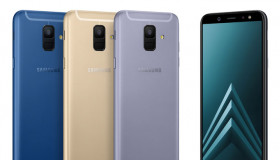 Galaxy A6/A6+ lộ diện toàn bộ thông tin, thiết kế quá bất ngờ