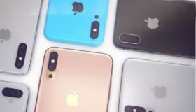 Apple đang chuẩn bị cho 1 siêu phẩm với 3 camera vào năm 2019?
