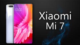 Rò rỉ hình ảnh mới của Xiaomi Mi 7 có màn hình tai thỏ