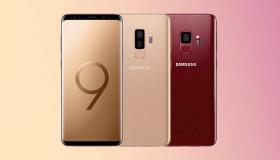 Tháng 6 này Galaxy S9/S9+ Sunrise Gold sẽ lên kệ tại Việt Nam