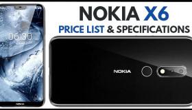 Nokia X6 chính thức ra mắt và độc quyền tại Trung Quốc