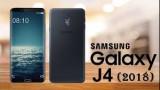 Lộ diện cấu hình Samsung Galaxy J4