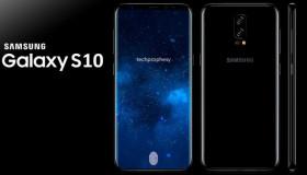 Galaxy S10 sẽ được trang bị tính năng cảm biến vân tay siêu âm dưới màn hình