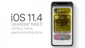 iOS 11.4 chính thức cập nhật với tính năng hoàn toàn mới