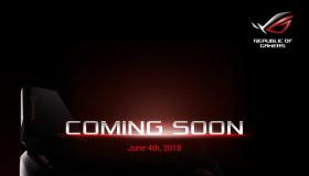 Asus chính thức ra mắt dải gaming mới