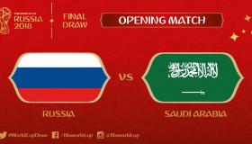 Lịch sử đối đầu Nga vs Saudi Arabia: chủ nhà tự tin, Arab thận trọng