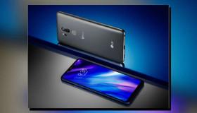 LG G8 ThinQ sẽ được trang bị màn hình LCD thế hệ mới