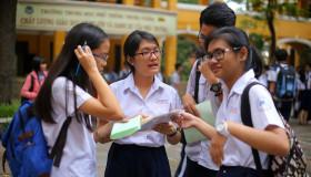 Đã có điểm thi tuyển sinh lớp 10 tại TP. Hồ Chí Minh: Điểm thấp, nhiều bài Toán chỉ đạt 0 điểm