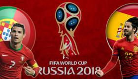Bồ Đào Nha vs Tây Ban Nha: Chung kết sớm bảng tử thần