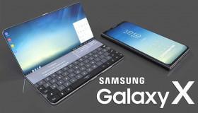 Samsung Galaxy X màn hình gập có giá cao ngất ngưỡng