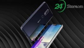 Lộ thiết kế Nokia 5.1 Plus: Màn hình tai thỏ, camera kép giống iPhone X