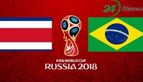 Brazil vs Costa Rica: Neymar bỏ ngỏ, Brazil gặp khó