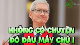 Apple lên tiếng phủ nhận chuyện iOS 12 bị hack một cách dễ dàng