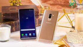 Chiêm ngưỡng Galaxy S9 Plus phiên bản Vàng Hoàng Kim: đẹp, tinh tế, sang trọng