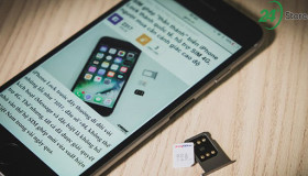 Sửa lỗi không thể gửi tin nhắn sau khi biến iPhone lock thành iPhone quốc tế