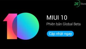Danh sách smartphone Xiaomi có thể cập nhật MIUI 10 Global Beta