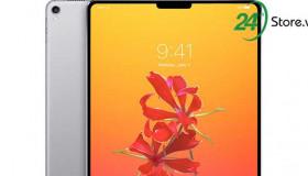 Thiết kế tổng thể của iPad Pro 2018 như chiếc iPhone SE phóng to!