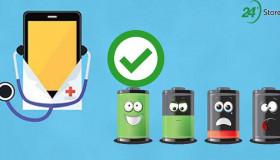 Kiểm tra chất lượng pin điện thoại như thế nào là đúng cách?