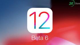 iOS 12 Beta 6 ra mắt: Liệu sau khi sửa lỗi có hoàn thiện hơn?