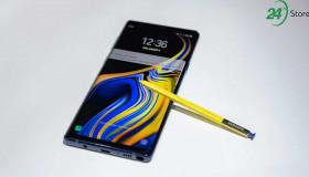 Ra mắt Samsung Galaxy Note 9: Phiên bản Galaxy Note 8 đắt giá