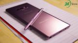 Samsung Galaxy Note 9 có hàng xách tay không?
