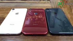 Phiên bản iPhone màn hình LCD 6.1 inch với 3 màu cực đẹp