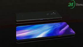 LG G8 lộ diện cocept màn hình giọt nước vô cùng tinh tế