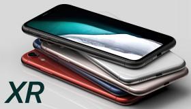 Lộ diện 6 bản màu cực chất của iPhone XR