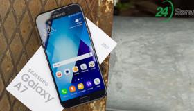 Phiên bản 2018 của Galaxy A7 chuẩn bị lộ diện trước người dùng