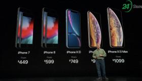 iPhone mới xuất hiện- thời điểm vàng mua iPhone thế hệ trước