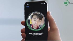 Hướng dẫn cài đặt FaceID trên iPhone XS Max cực đơn giản