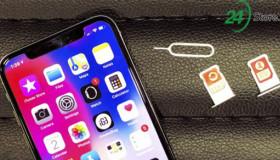 Hướng dẫn kích hoạt cuộc gọi 2 SIM cùng lúc trên iPhone XS Max
