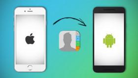 Hướng dẫn 2 cách chuyển danh bạ từ iPhone sang Samsung dễ thực hiện nhất
