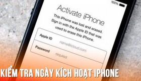 Check Active iPhone, thời gian kích hoạt và hạn bảo hành như thế nào?