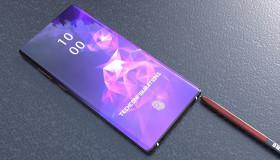 Rò rỉ kích thước màn hình khủng chẳng kém ai của Galaxy Note 10