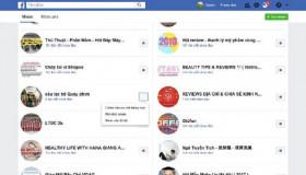 Thủ thuật thoát group cực nhanh trên Facebook
