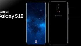 Render mới của Galaxy S10 hé lộ camera dưới màn hình