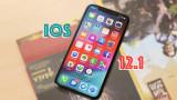 Đã có iOS 12.1 chính thức – Cách tải và cài đặt cho iPhone, iPad