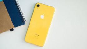iPhone XR tăng trưởng chậm, Apple ngừng kế hoạch tăng sản lượng