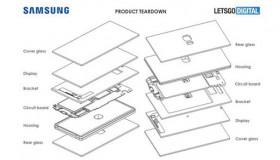 Samsung hé lộ bằng sáng chế smartphone màn hình 100% mặt trước