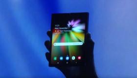 Samsung ra mắt smartphone màn hình gập đầu tiên Infinity Flex Display