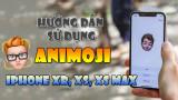 Hướng dẫn sử dụng Animoji trên iPhone XS, iPhone XS Max và iPhone XR