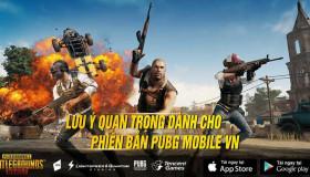 Toi rồi, VNG xoá luôn PUBG Mobile sau khi phiên bản tiếng Việt vừa phát hành vài tiếng