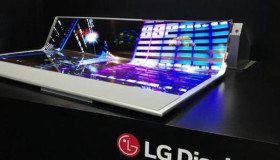 Đối đầu trực tiếp với Samsung, LG hé lộ bằng sáng chế smartphone uốn dẻo