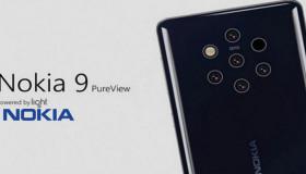 Tiết lộ Nokia 9 có đến 5 camera chiếm lĩnh thị phần lớn nhất thế giới